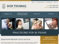 Don Thomas, Attorney At Law
