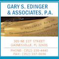 Gary S. Edinger & Associates, P.A.