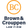Logo of Brown & Crouppen Law Firm