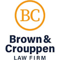 Brown & Crouppen Law Firm logo