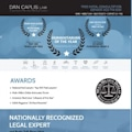 Dan Caplis Law Image