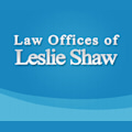 Logo of Law Office of Leslie S. Shaw, A.P.C.