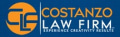 Logo of Costanzo Law Firm, APC