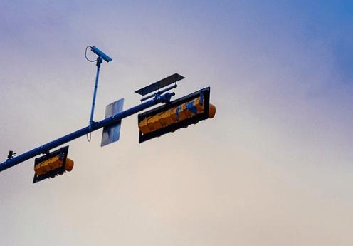 City traffic cam