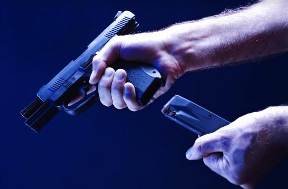 reloading handgun