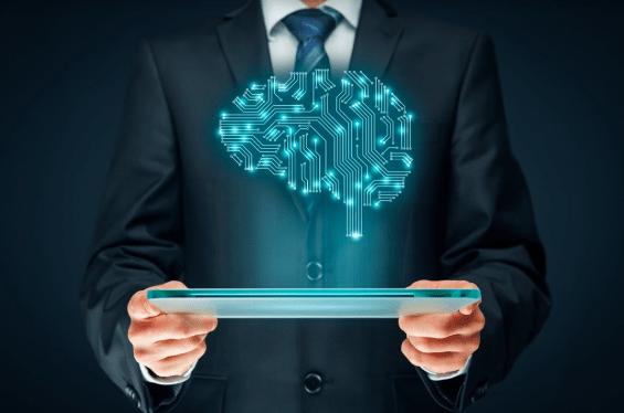 business artificial intelligence; computer ai brain