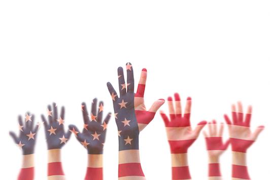 right to vote in America