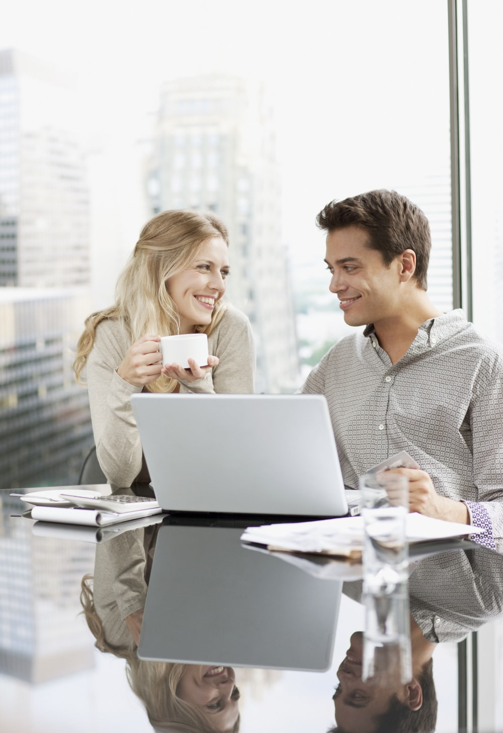business-relationship-smile-office-romance