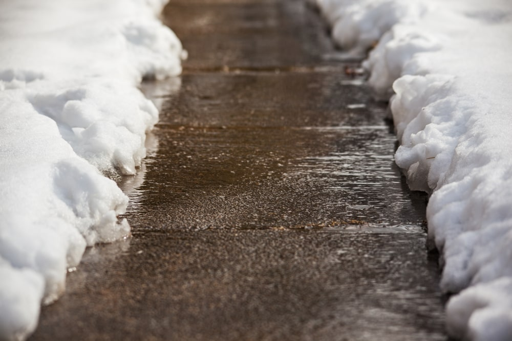 Snow-Removal Laws: A State-Level Summary