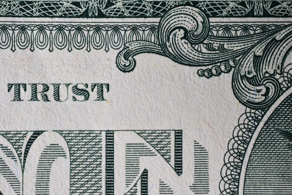 Trust on U.S. Currency
