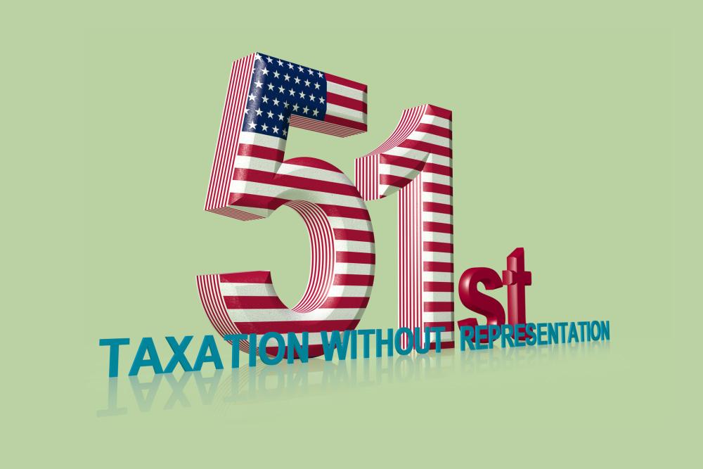 The 51st State - Washington D.C.
